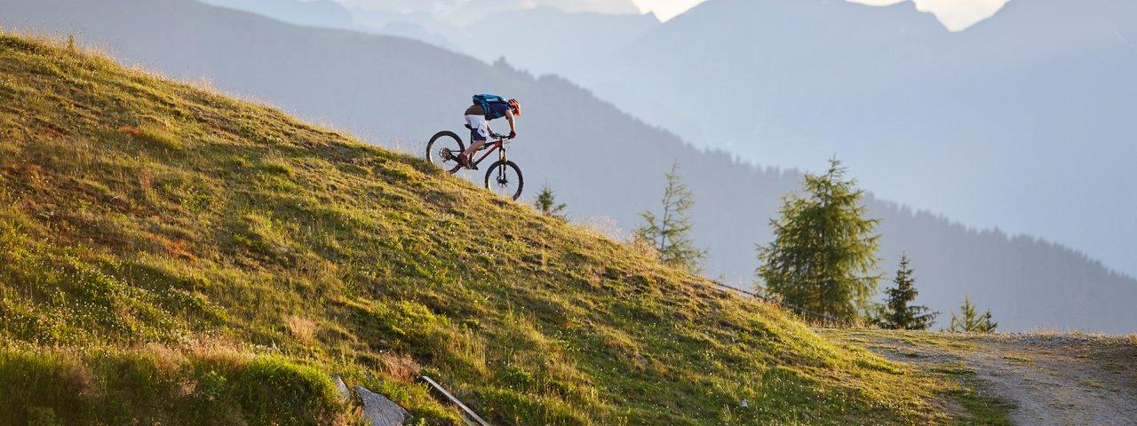 MTB-Tour Mutterer Almweg, © TVB Innsbruck/Christian Vorhofer