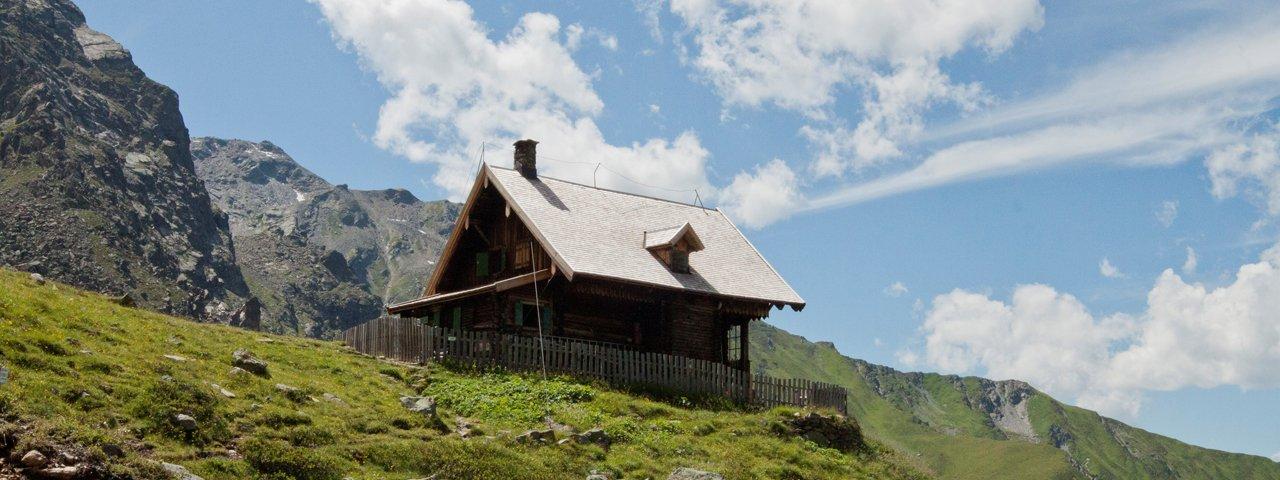 Anton-Renk-Hütte, © Eva Thöni