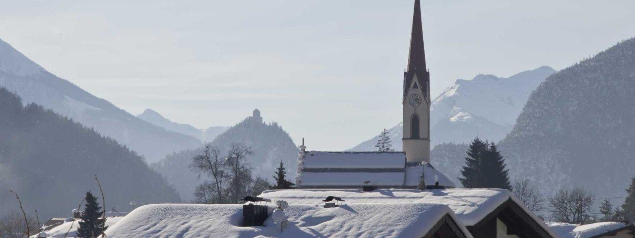 Mils bei Imst im Winter, © Imst Tourismus