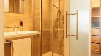 Badezimmer - Superior Einzelzimmer