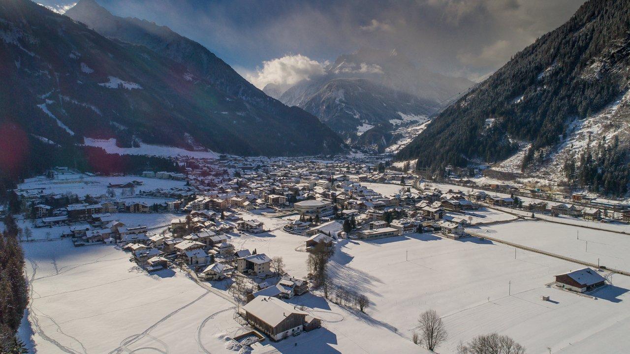 Mayrhofen im Winter, © Archiv TVB Mayrhofen