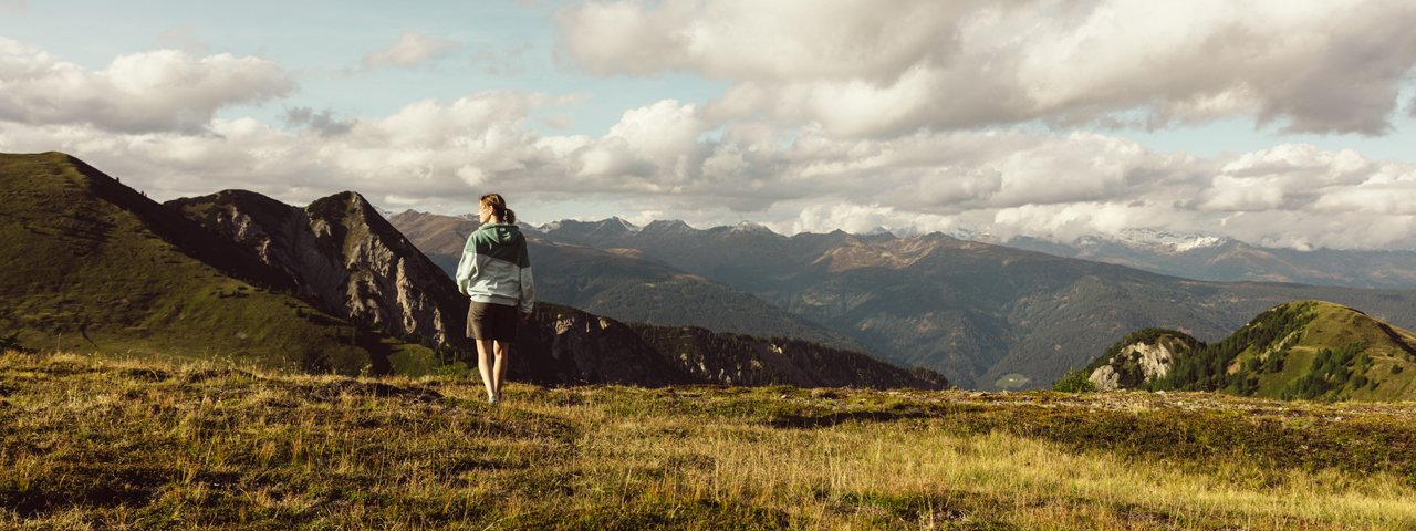 Wandern in Obertilliach: Golzentipp, © TVB Osttirol/Attic Film GmbH