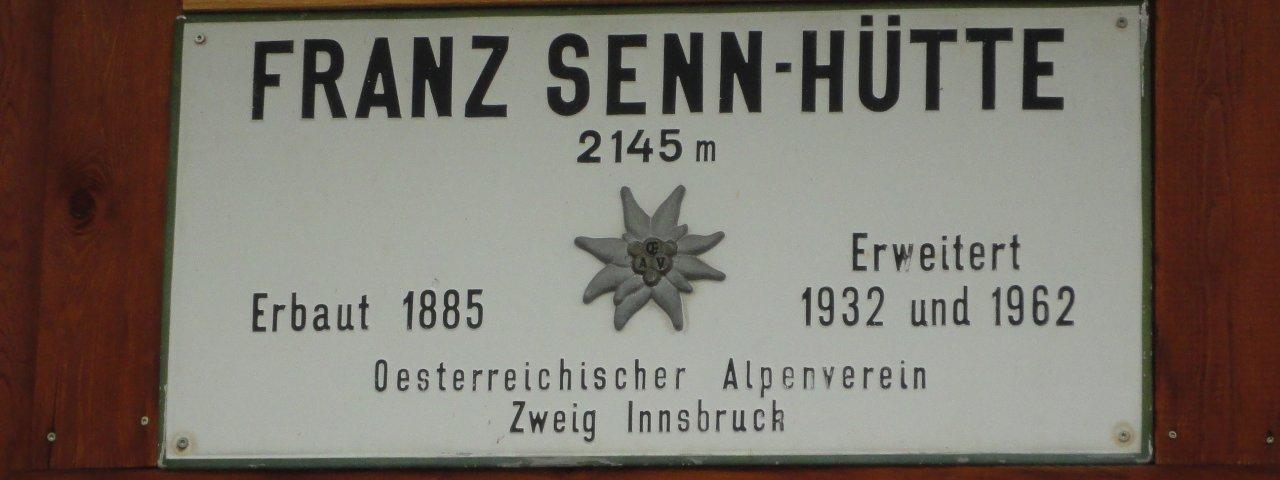 Franz-Senn-Hütte, © Tirol Werbung/Ines Mayerl