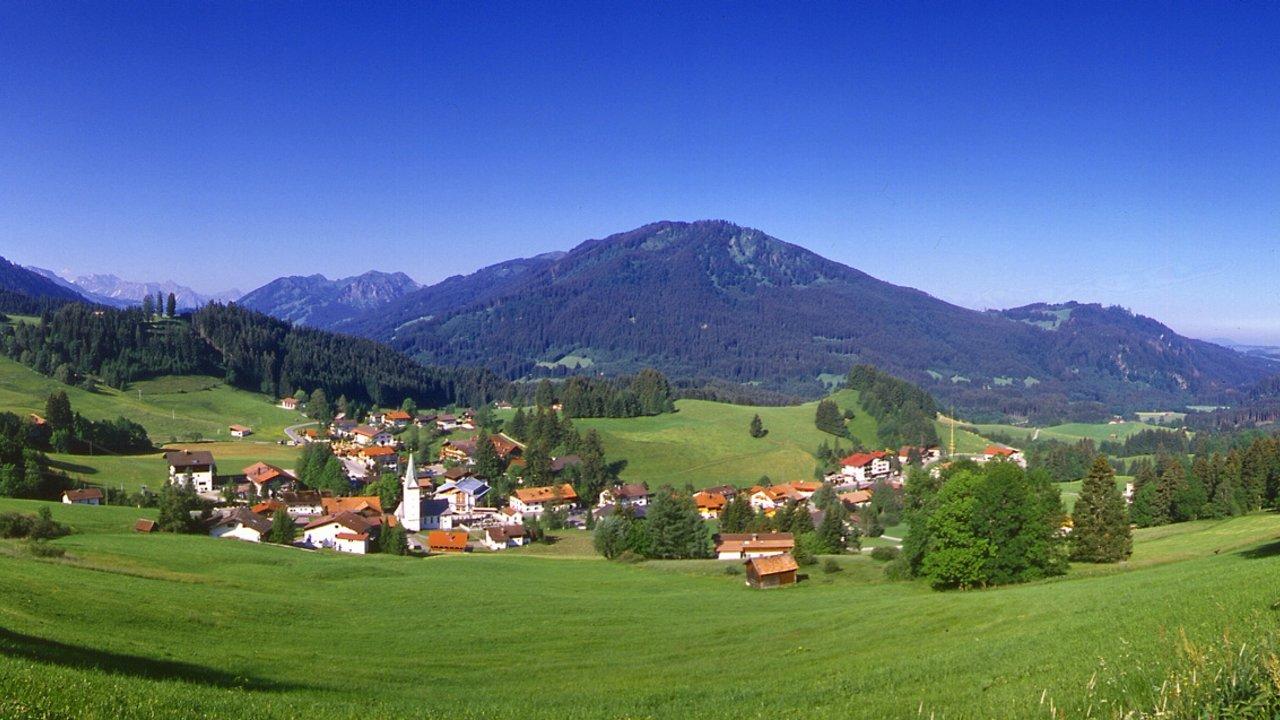 Jungholz im Sommer, © Tannheimer Tal