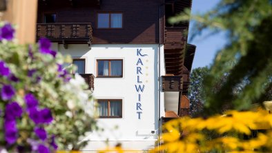 Hotel_KArlwirt_Hnr_26_Pertisau_09_2020_Schrift_Det, © Hotel Karlwirt