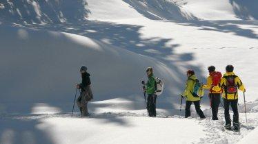 Schneeschuhtour Gallenschrofen in Navis, © Foto Athesia Tappeiner