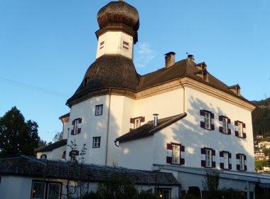 Das Schloss ist ein Kleinod und es wird obendrein noch ausgezeichnet gekocht