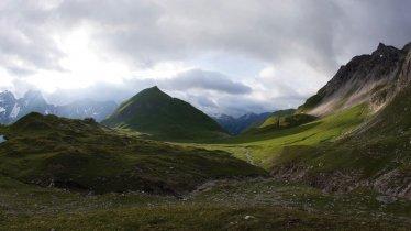 Gebiet rund um die Memminger Hütte, © Tirol Werbung/Bernd Ritschel