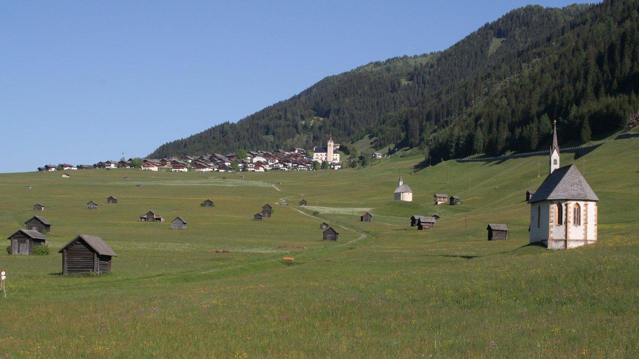 Obertilliach im Sommer, © TVB Osttirol / Peter Leiter