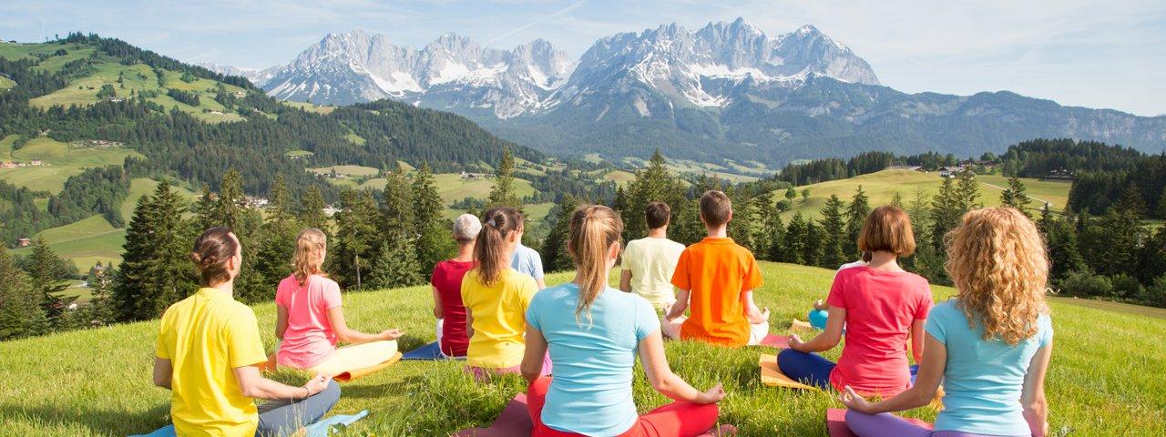 Yoga Urlaub in Tirol, © Sivananda Yoga Seminarhaus