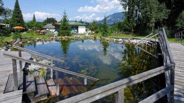 Badesee, © Tirol Camp