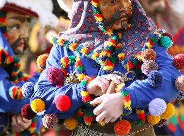 In den MARTHA-Dörfern wird die Fasnacht mit Mullern und Matschgerern gefeiert.