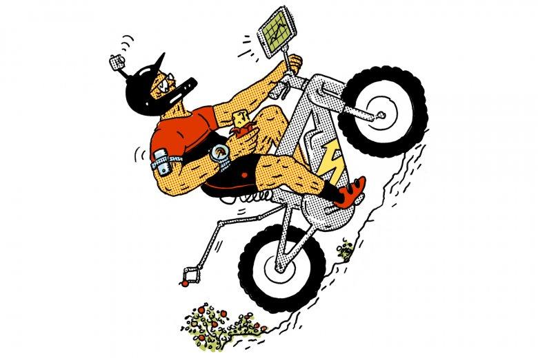E-Biker_Typen_High-Tech-Pensionist