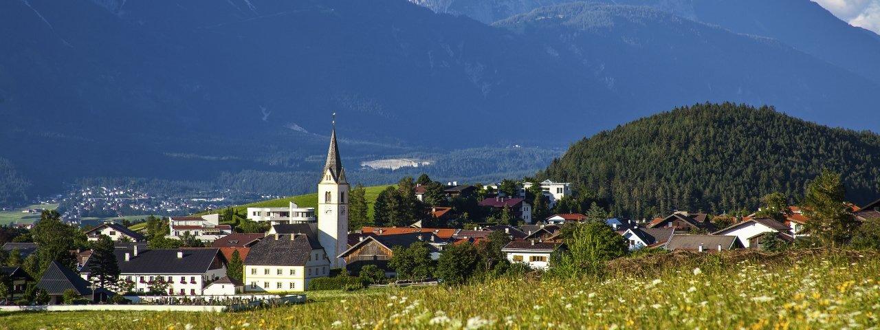 Sistrans im Sommer, © Innsbruck Tourismus/Christof Lackner