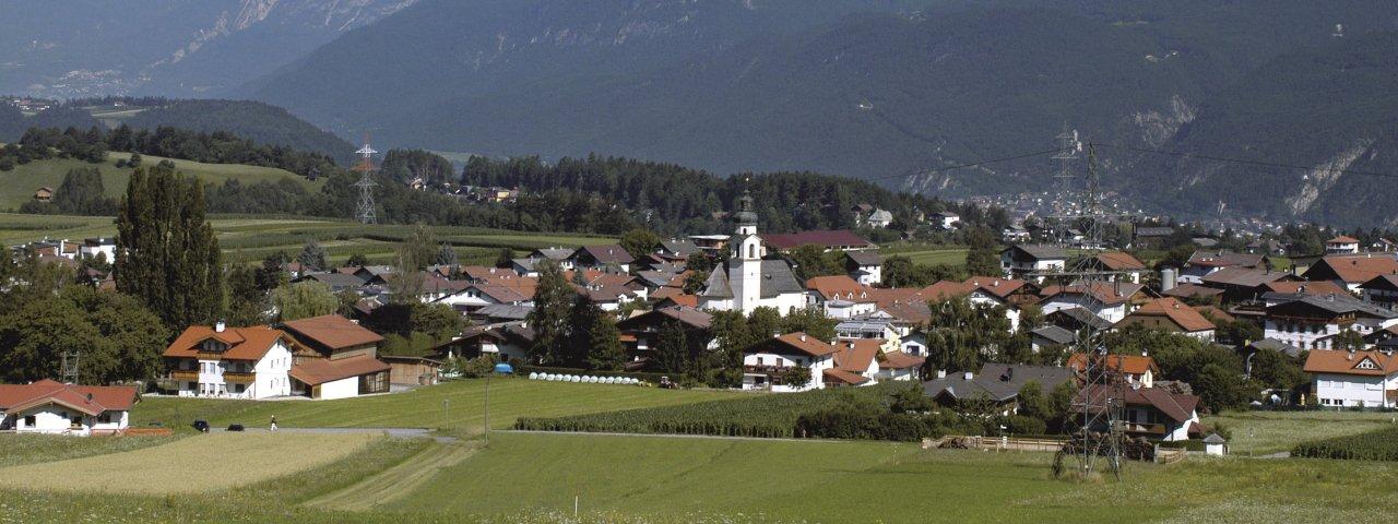 Birgitz im Sommer, © Innsbruck Tourismus/Ascher