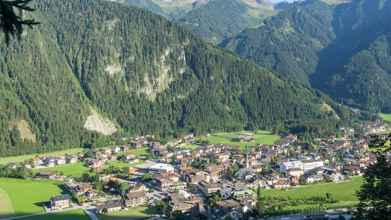 Mayrhofen im Sommer, © Archiv TVB Mayrhofen