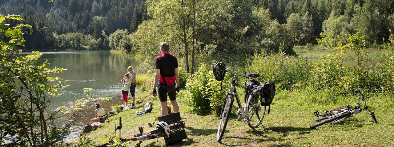 Drauradweg, © Tirol Werbung/Frank Bauer