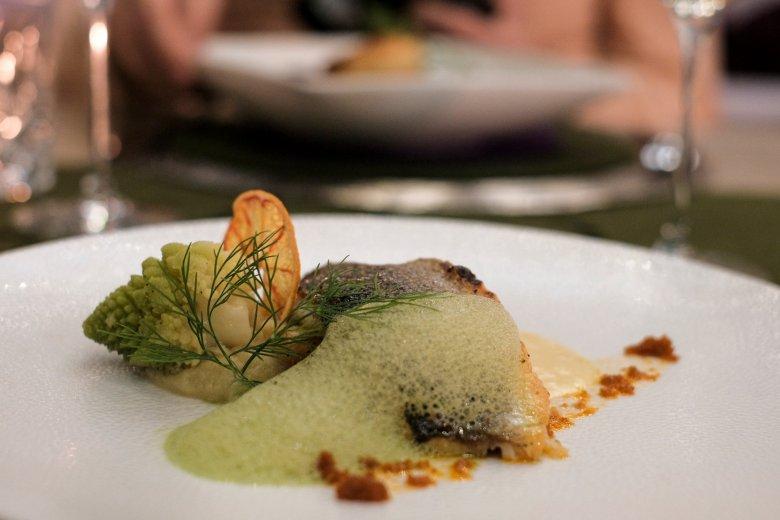 In der Küche werden fast ausschließlich regionale Zutaten verwendet.