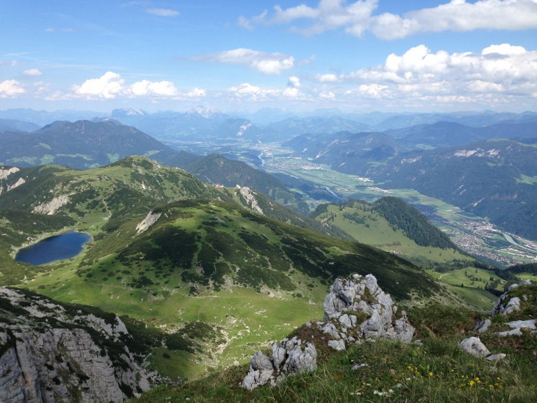 Zireinersee Tirol