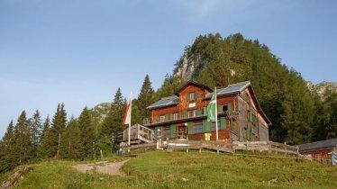 Bayreuther Hütte im Rofangebirge, © Tirol Werbung/Jens Schwarz