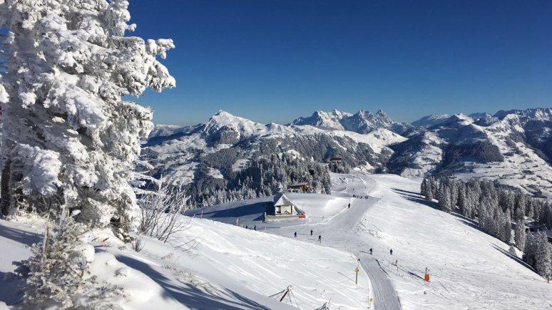 Skigebiet Kitzbühel, © Tirol Werbung