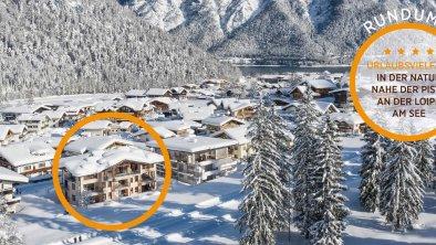 Alpenvital Außenansicht Winter, © Alpenvital GmbH
