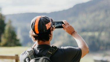 Fotopoints in den Tiroler Naturjuwelen, © Tirol Werbung / Schwarz Charly