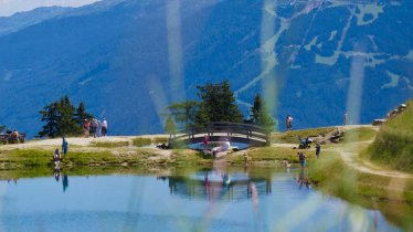 Wasserwelt Muttereralm, © Innsbruck Tourismus