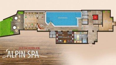 "Erlebnisschwimmbad ""Alpin Spa"""
