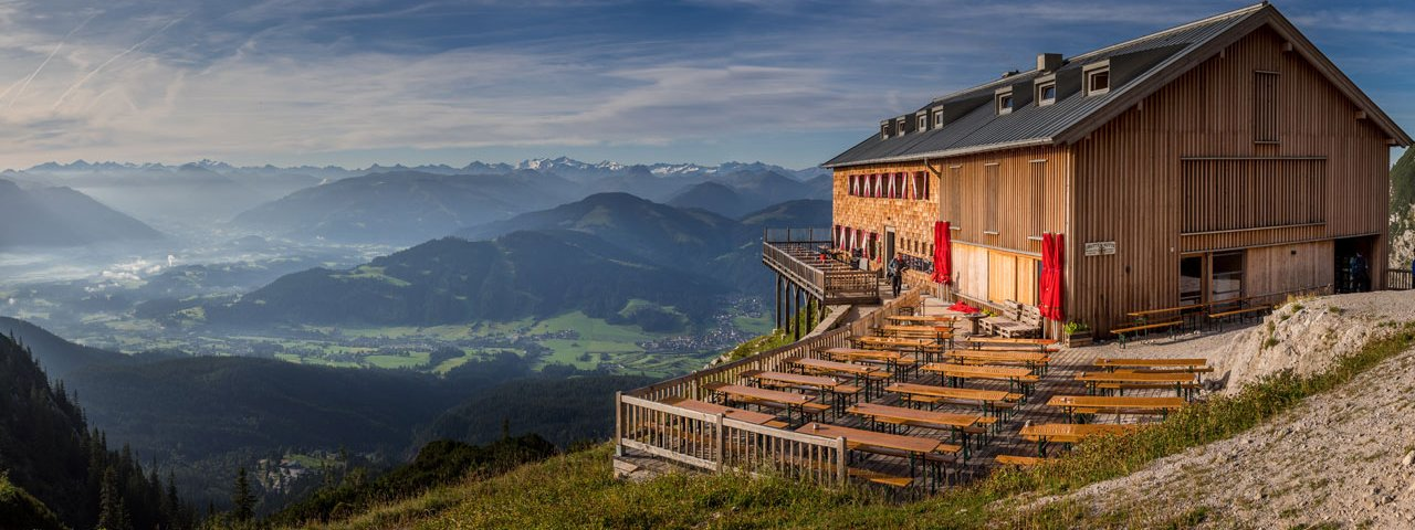 Panorama von der Gruttenhütte., © Ralf Gantzhorn