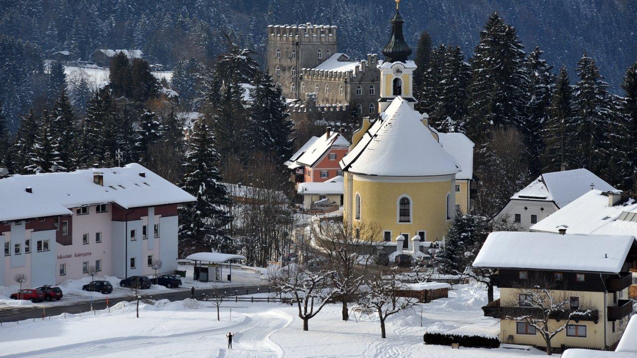 Itter im Winter, © Hannes Dabernig