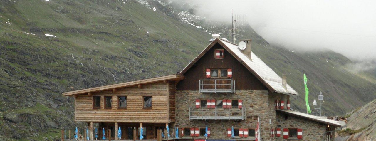Langtalereckhütte, © Tirol Werbung/Ines Mayerl