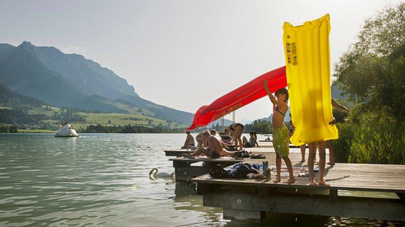 Walchsee, © Tirol Werbung/Frank Bauer