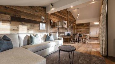 Wohnbereich Alpbach Lodge, © Marschall