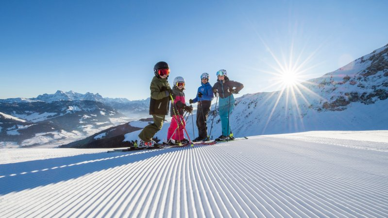 Skigebiet St. Johann in Tirol/Oberndorf/Eichenof, © St. Johanner Bergbahnen