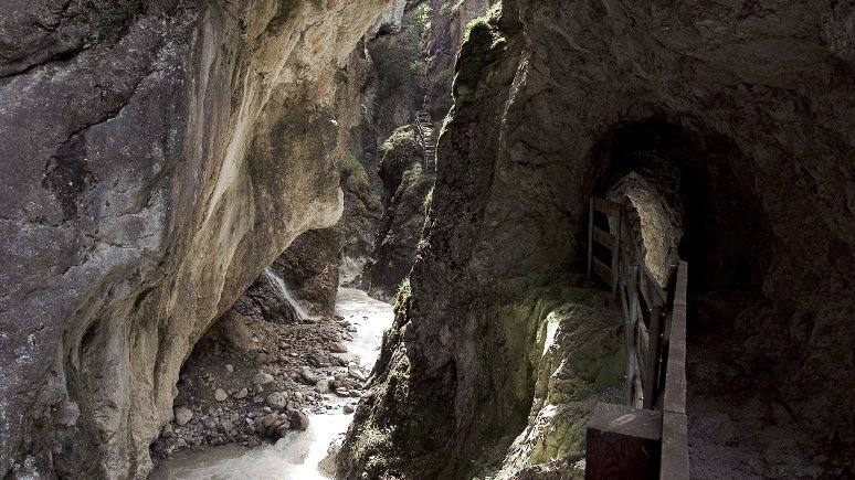 Rosengartenschlucht Imst, © Imst Tourismus