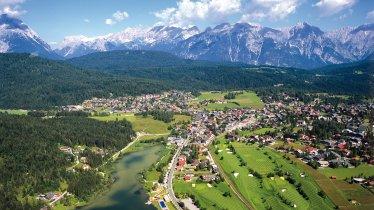 Seefeld in Tirol im Sommer, © Olympiaregion Seefeld