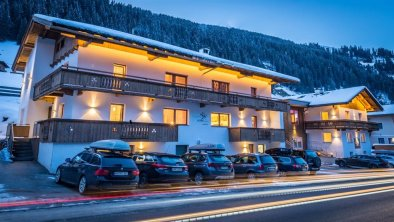 Alpinhome Ferienhaus Außen