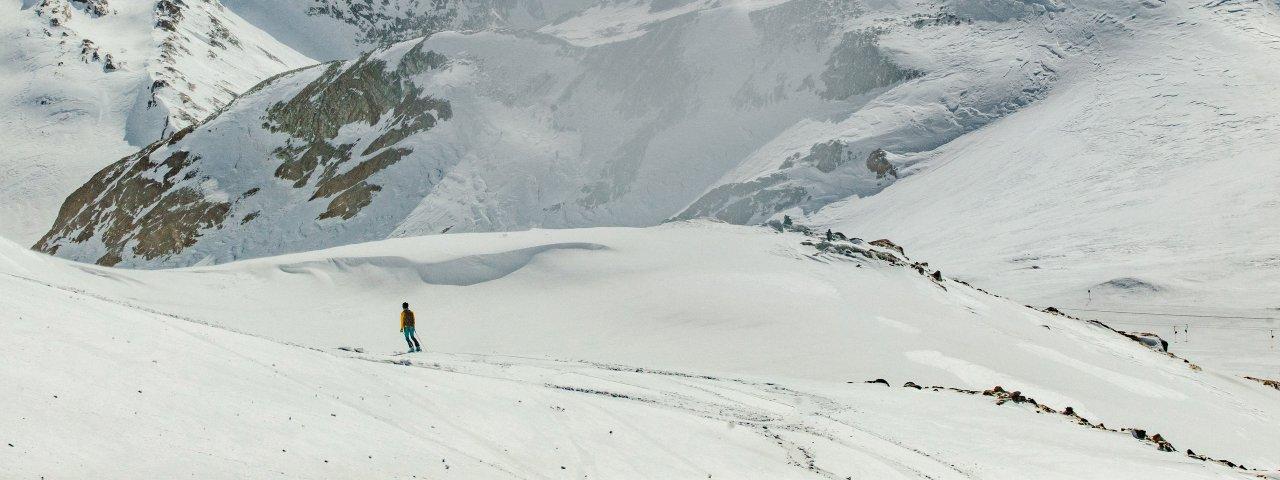 Stubaier Gletscher, © Tirol Werbung / Haindl Ramon