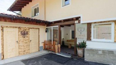 Eingangsbereich, © Haus am Wildbach