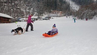 Winter_Zillertal_Übungshang_Lift_Rodeln_Aufenfeld