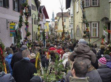 Palmumzug in Zirl, Foto: Tirol Werbung