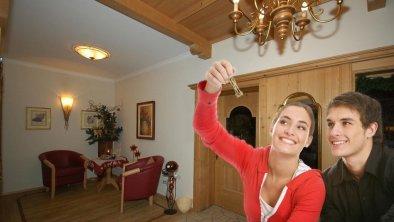 Villa Knauer Mayrhofen - Gut angekommen !