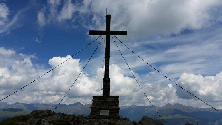 Am Heimkehrerkreuz. , © TVB Osttirol, Isep CK