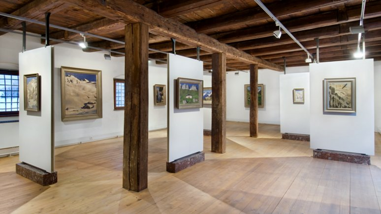 Museum Kitzbühel, Sammlung Alfons Walde, © Lazzari