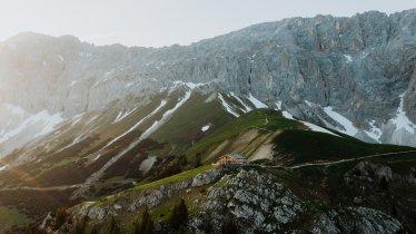 Rotmoosalm im Wettersteingebirge, © Olympiaregion Seefeld/Charly Schwarz