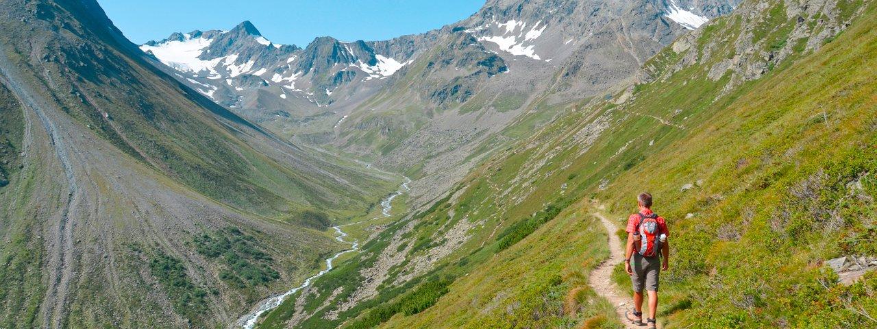 Bergweg zum Westfalenhaus, © Innsbruck Tourismus/Helga Andreatta