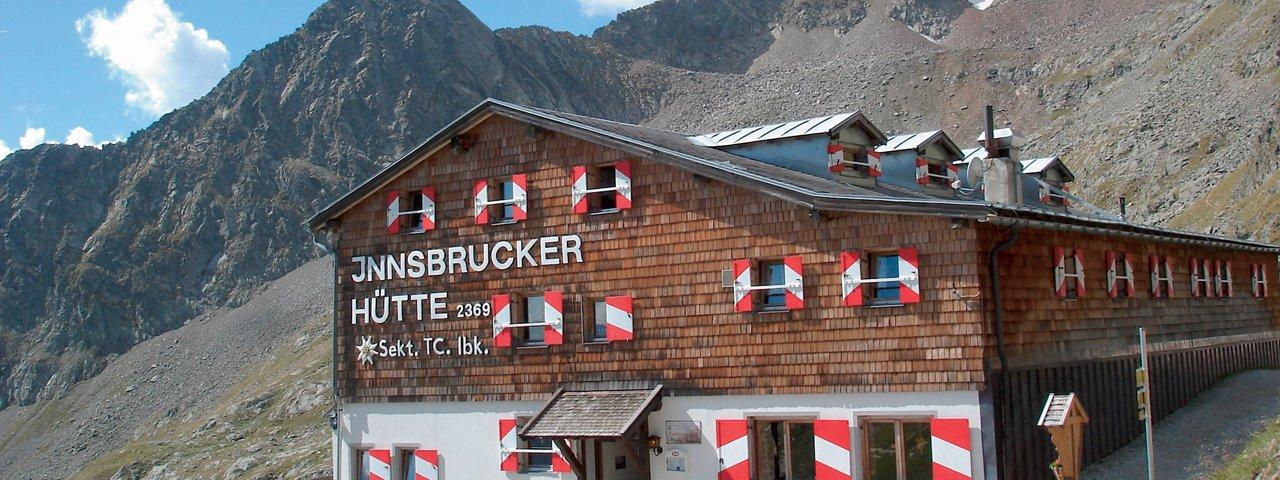 Innsbrucker Hütte, © Tirol Werbung