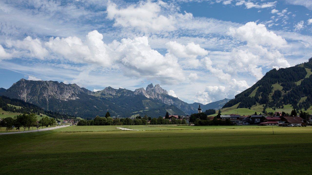 Tannheimer Tal im Sommer, © Tirol Werbung/Lisa Hörterer