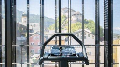 arte Hotel Kufstein - Fitness im Stadthotel
